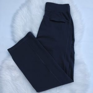 Lululemon Kung Fu Pants Men's M Black Yoga Stretch